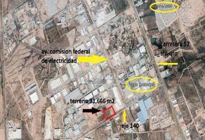 Foto de terreno industrial en venta en eje , zona industrial, san luis potosí, san luis potosí, 12767555 No. 01