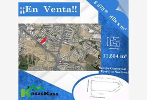 Foto de terreno comercial en venta en ejercito nacional , pradera dorada 2, juárez, chihuahua, 7257776 No. 01