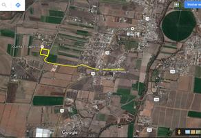 Foto de terreno habitacional en venta en ejidal , ejidal, jesús maría, aguascalientes, 7548222 No. 01