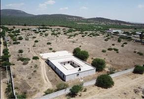Foto de rancho en venta en ejido de amazcala , amazcala, el marqués, querétaro, 12481365 No. 01
