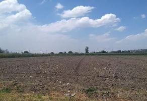 Foto de terreno habitacional en venta en  , ejido del quemado, tultepec, méxico, 12828781 No. 01
