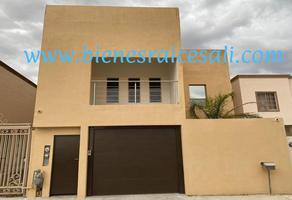 Foto de casa en venta en  , ejido piedras negras, piedras negras, coahuila de zaragoza, 10726200 No. 01