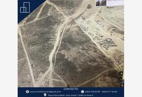 Foto de terreno habitacional en venta en ejido plan libertador 0, plan libertador, playas de rosarito, baja california, 17275812 No. 01