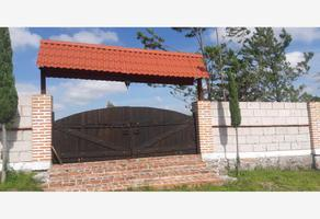 Foto de terreno habitacional en venta en ejido san rafael 100, san rafael, corregidora, querétaro, 0 No. 01