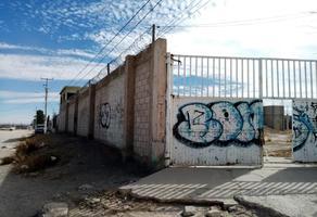 Foto de terreno habitacional en venta en ejido terrazas y calle ejido robinson , patrias, juárez, chihuahua, 0 No. 01