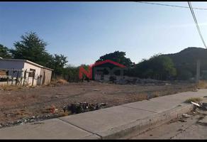 Foto de terreno habitacional en venta en ejido y stanta ediviges 0, el apache, hermosillo, sonora, 0 No. 01