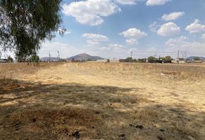 Foto de terreno habitacional en venta en ejidos de pentecostes , pentecostés, texcoco, méxico, 0 No. 01