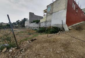 Foto de terreno habitacional en venta en el amalillo , san andrés totoltepec, tlalpan, df / cdmx, 14489603 No. 01
