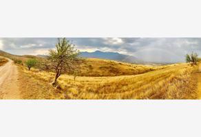 Foto de terreno habitacional en venta en el arroyo 1, guadalupe victoria secc oeste, oaxaca de juárez, oaxaca, 0 No. 01