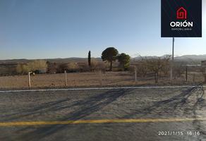 Foto de terreno habitacional en venta en  , el bajo, chihuahua, chihuahua, 19047071 No. 01