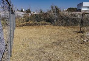 Foto de terreno habitacional en venta en el barreal 2453, camino real a cholula, puebla, puebla, 0 No. 01