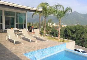 Foto de casa en venta en  , el barrial, santiago, nuevo león, 10299718 No. 01