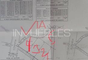 Foto de terreno habitacional en venta en  , el barrial, santiago, nuevo león, 13977356 No. 01