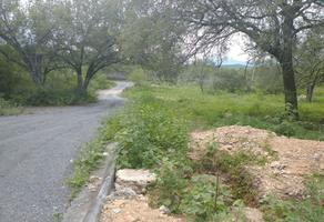 Foto de terreno habitacional en venta en  , el barrial, santiago, nuevo león, 21372356 No. 01