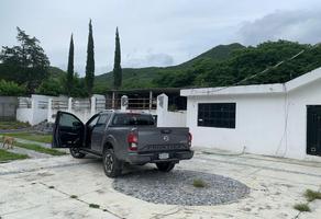 Foto de rancho en venta en  , el barro, santiago, nuevo león, 0 No. 01