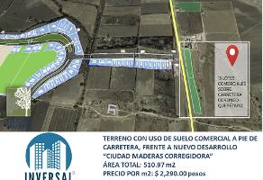 Foto de terreno comercial en venta en  , el batan, corregidora, querétaro, 11310251 No. 01