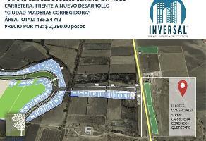 Foto de terreno comercial en venta en  , el batan, corregidora, querétaro, 11310255 No. 01