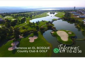 Foto de terreno habitacional en venta en el bosque 00, country club los naranjos, león, guanajuato, 16242732 No. 01