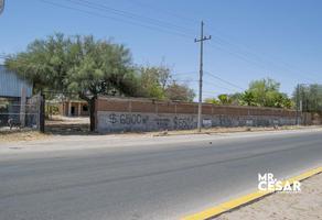 Foto de terreno habitacional en venta en  , el buey, hermosillo, sonora, 0 No. 01