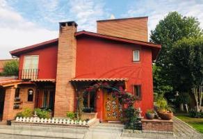 Foto de casa en venta en  , el campanario, metepec, méxico, 5453498 No. 01