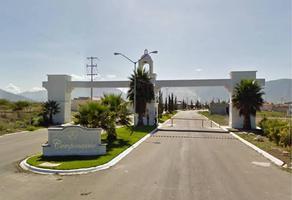 Foto de terreno habitacional en venta en  , el campanario, saltillo, coahuila de zaragoza, 13164381 No. 01