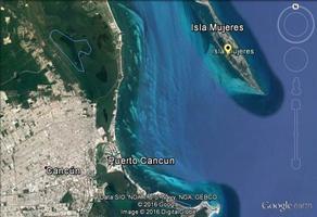 Foto de terreno comercial en venta en  , el cañotal, isla mujeres, quintana roo, 10983368 No. 01