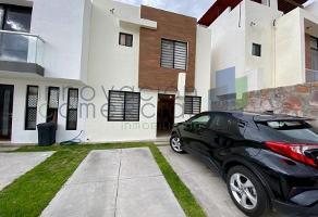 Foto de casa en renta en el canto , desarrollo habitacional zibata, el marqués, querétaro, 0 No. 01