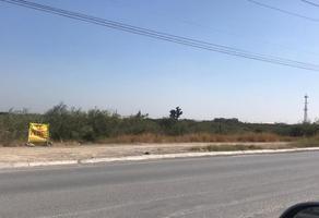 Foto de terreno industrial en venta en el carmen 123, el carmen, el carmen, nuevo león, 11164647 No. 01