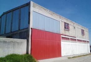 Foto de nave industrial en venta en  , el carmen totoltepec, toluca, méxico, 11707146 No. 01
