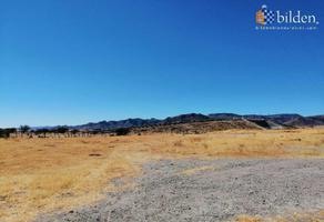 Foto de terreno comercial en venta en el carmen y anexos nd, el carmen y anexas, durango, durango, 19387221 No. 01