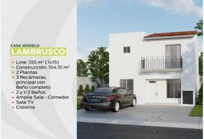 Foto de casa en venta en  , el castaño, torreón, coahuila de zaragoza, 19227986 No. 01