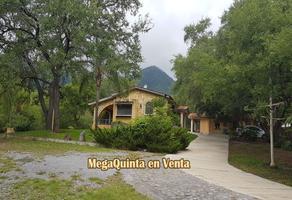 Foto de rancho en venta en  , el cercado centro, santiago, nuevo león, 19974642 No. 01