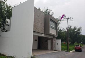 Foto de casa en venta en  , el cerrito, santiago, nuevo león, 20297446 No. 01