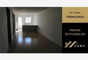 Foto de casa en venta en el coyol , el coyol, veracruz, veracruz de ignacio de la llave, 0 No. 01