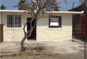 Foto de casa en venta en  , el coyol, veracruz, veracruz de ignacio de la llave, 15990771 No. 01