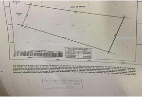 Foto de terreno habitacional en venta en  , el cuyo, tizimín, yucatán, 0 No. 01