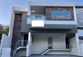 Foto de casa en venta en  , el encino, monterrey, nuevo león, 13834482 No. 01