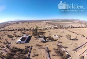 Foto de rancho en venta en el herradero nd, victoria de durango centro, durango, durango, 16825054 No. 01