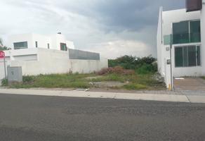 Foto de terreno habitacional en venta en el jaguey , residencial el refugio, querétaro, querétaro, 17840381 No. 01