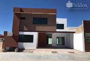 Foto de casa en venta en el lago 100, del lago, durango, durango, 17325418 No. 01