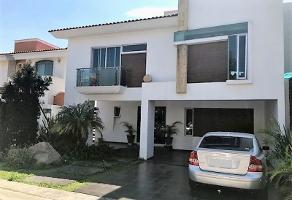 Foto de casa en venta en  , el manantial, tlajomulco de zúñiga, jalisco, 6874848 No. 01