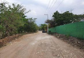 Foto de terreno habitacional en venta en el manguito, esquina con calle privada , terán, tuxtla gutiérrez, chiapas, 17528913 No. 01