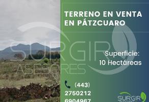Foto de terreno habitacional en venta en  , el manzanillal (colonia enrique ramírez), pátzcuaro, michoacán de ocampo, 6479456 No. 01