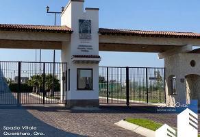Foto de terreno habitacional en venta en  , el marqués queretano, querétaro, querétaro, 14905645 No. 01