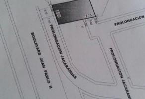 Foto de terreno habitacional en venta en  , jardines de delicias, cuernavaca, morelos, 17990846 No. 01