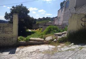 Foto de terreno habitacional en venta en el mirador 108, san miguel apinahuizco, toluca, méxico, 17175523 No. 01