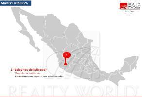 Foto de terreno habitacional en venta en  , el mirador, tlajomulco de zúñiga, jalisco, 6510653 No. 01
