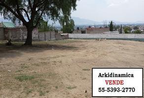 Foto de terreno habitacional en venta en  , el mirador, tultepec, méxico, 15428649 No. 01