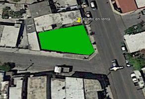 Foto de terreno habitacional en renta en  , el molino, santa catarina, nuevo león, 12311751 No. 01