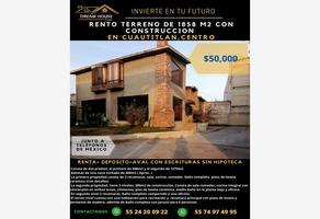 Foto de terreno habitacional en renta en  , el nopalito, cuautitlán, méxico, 21591720 No. 01
